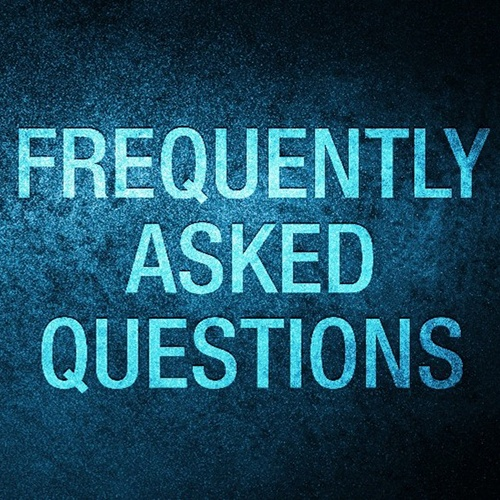 Frequently asked questions for a cosmetic dentist.